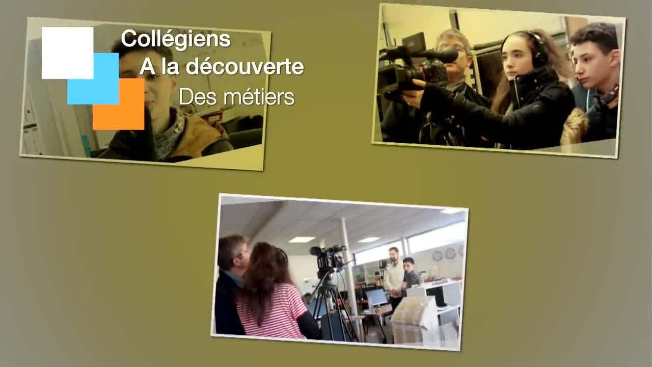 La Journee Des Entreprises Les Collegiens Visitent L Entreprise Ardamez Ardamez Nortsurerdre Entreprise Collegien Educationauxmedias